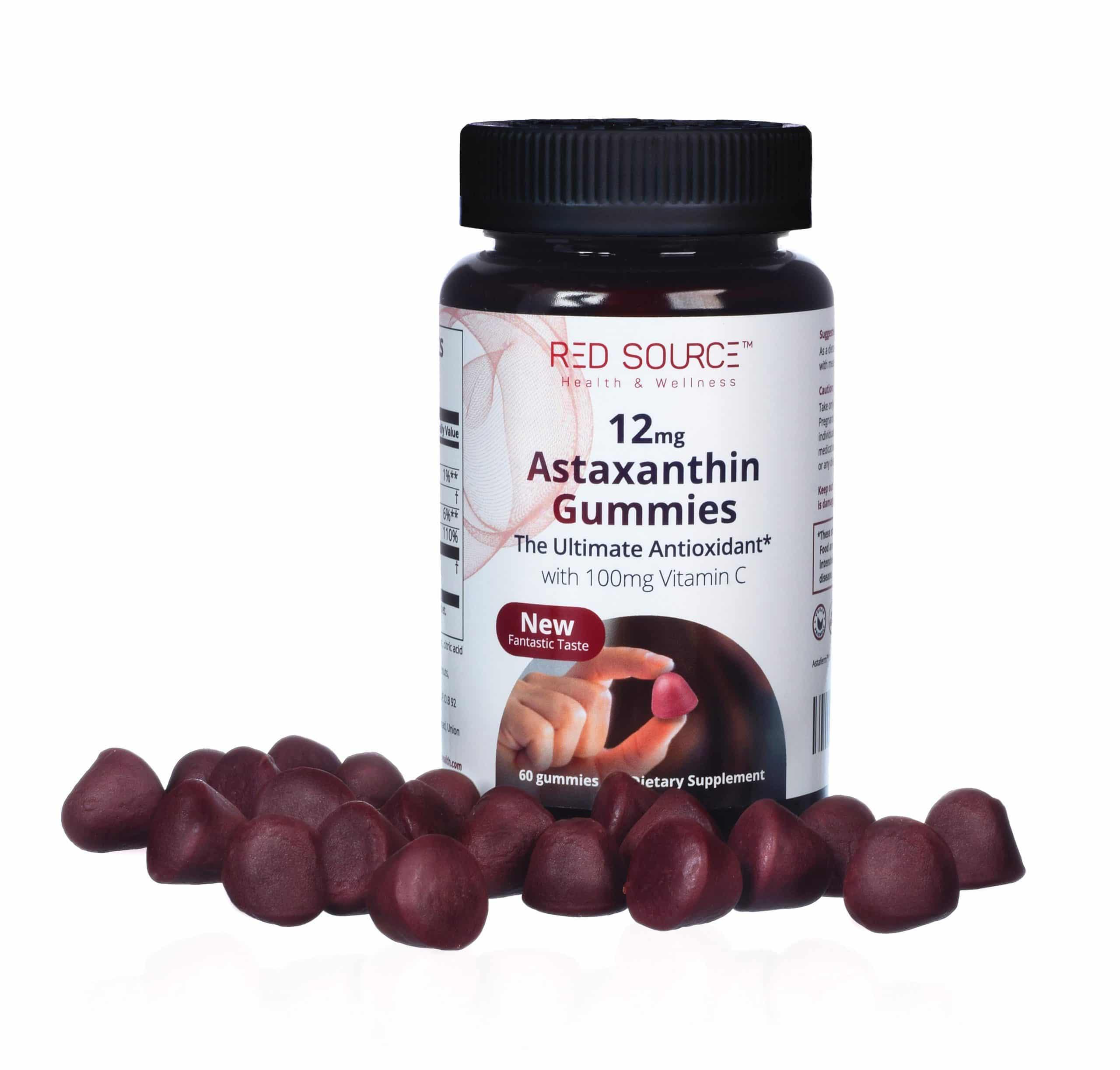 Astaxanthin Gummies